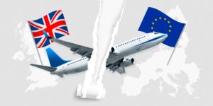 Cambio de ciclo en el transporte aéreo.