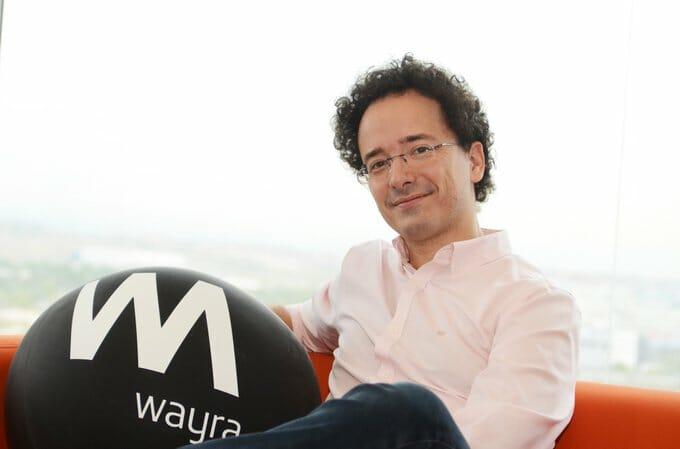 Miguel Arias director de Emprendimiento de Telefónica.