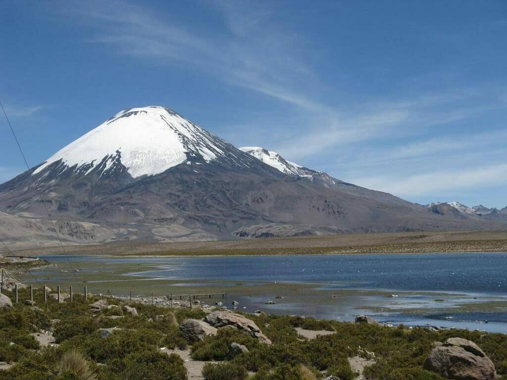 nevado-sajama Bolivia.