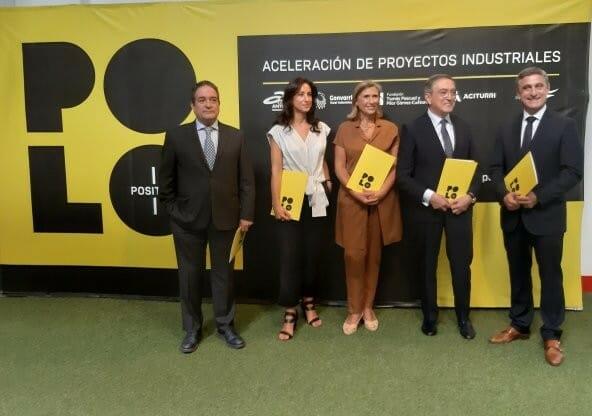 Presentación en Madrid de POLO positivo.