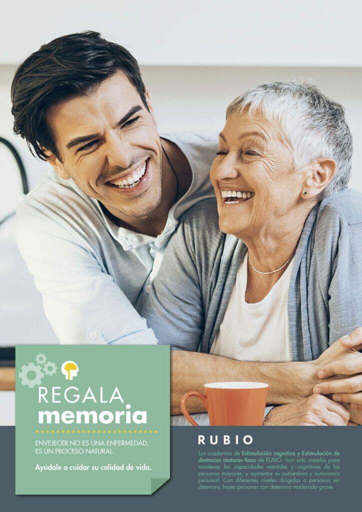 Rubio campaña Regala Memoria.