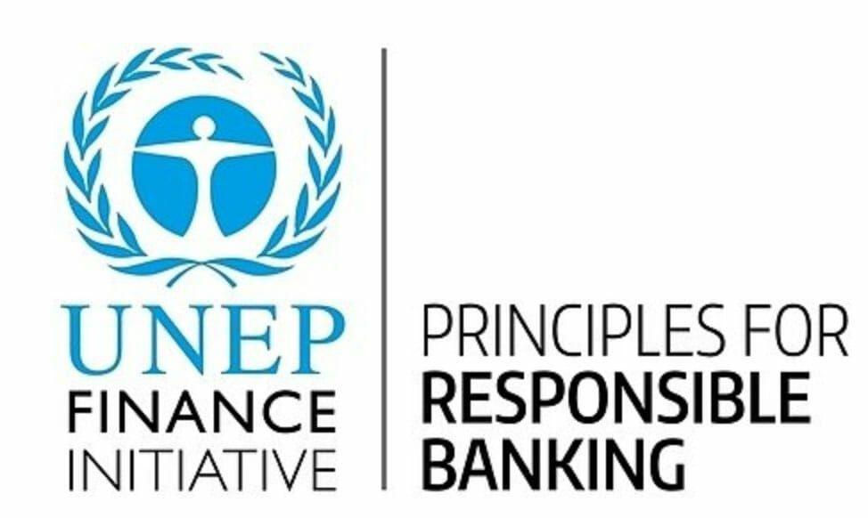 UNEP FI Principios de la Banca Responsable.