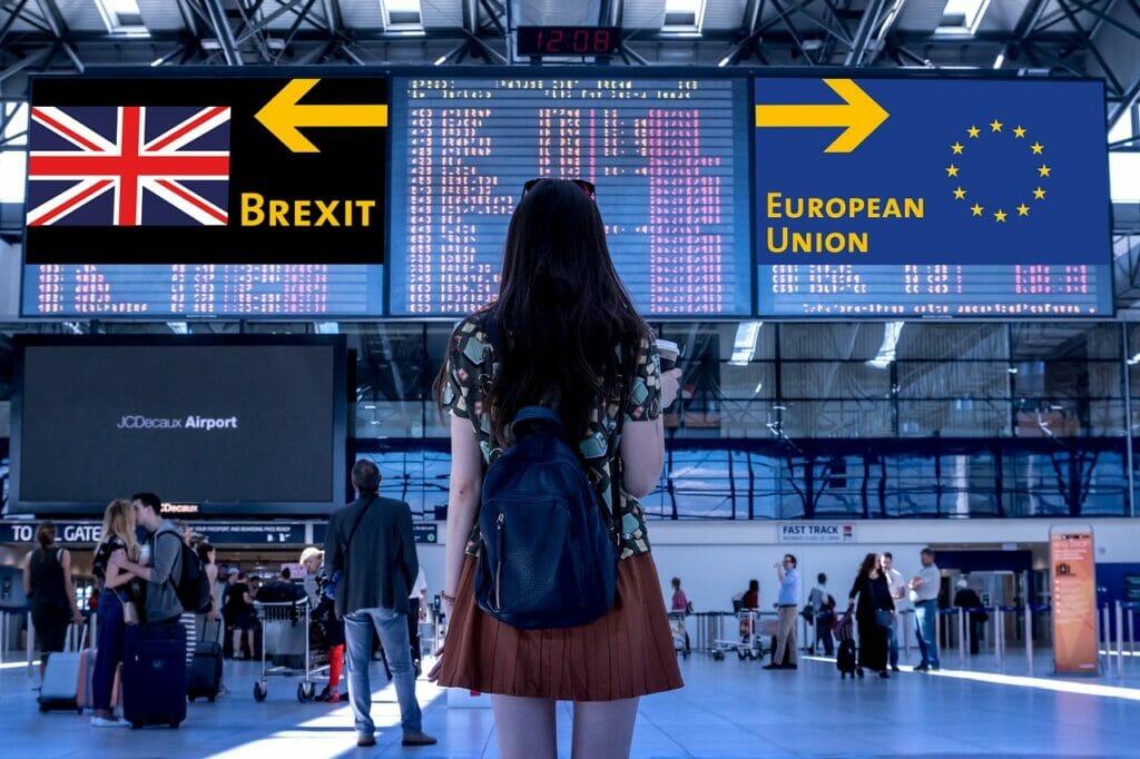 viajar ante un brexit duro.