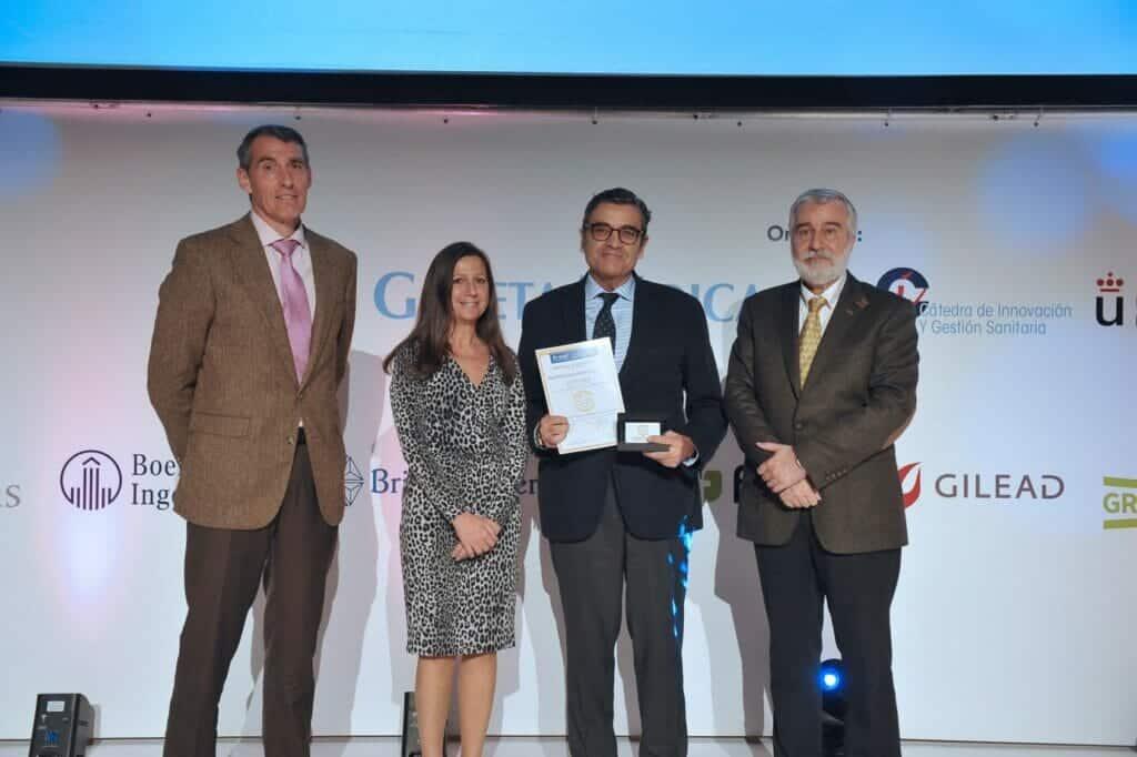 Premio BiC para Ginecología de la FJD.