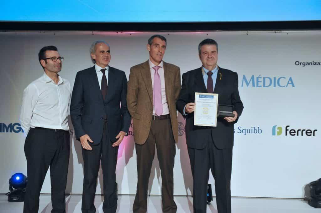Premio BiC para Microbiología de la FJD.