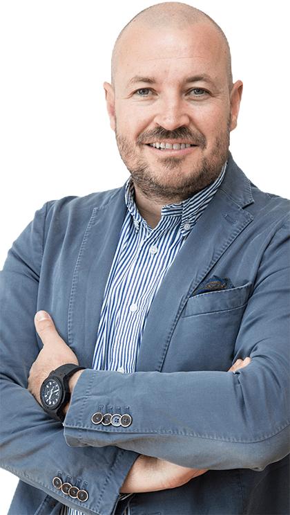 Daniel Romero-Abreu. Presidente y fundador de Thinking Heads.