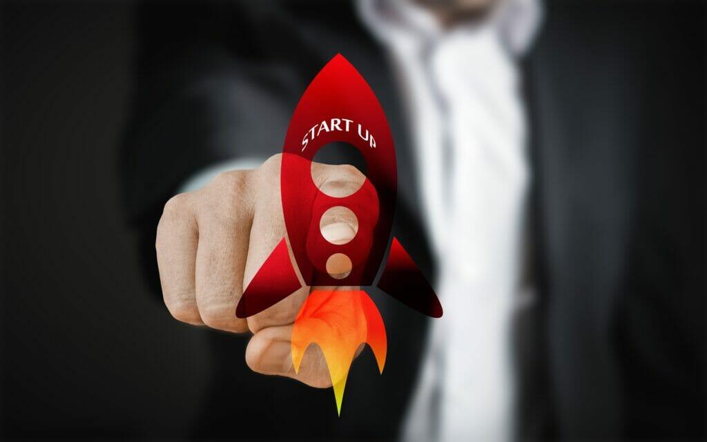 aceleración de startups.