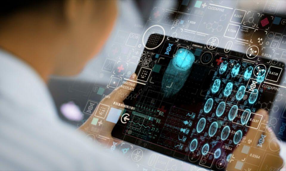 acuerdo novartis microsoft para un laboratorio de inteligencia artificial.