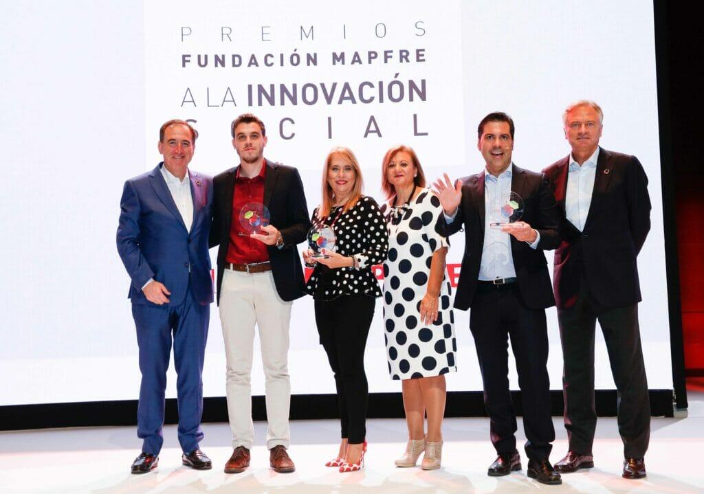 Ganadores II Premios a la Innovación Social de MAPFRE.