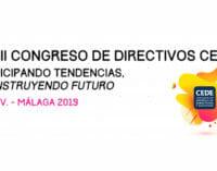 Fundación CEDE anuncia la próxima gran cita para directivos en Málaga