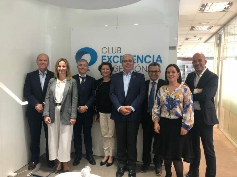 El comité técnico del Premio Nacional de Gestión Excelente, Innovadora y Sostenible 2019.