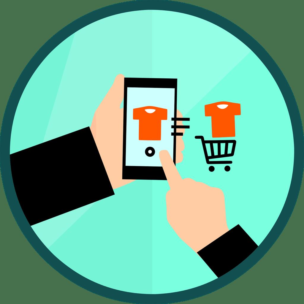 compras online ecommerce.