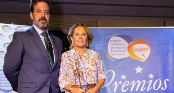 Una directiva de Quirónsalud se hace con el Premio Poco Frecuente al Mejor Gestor Privado