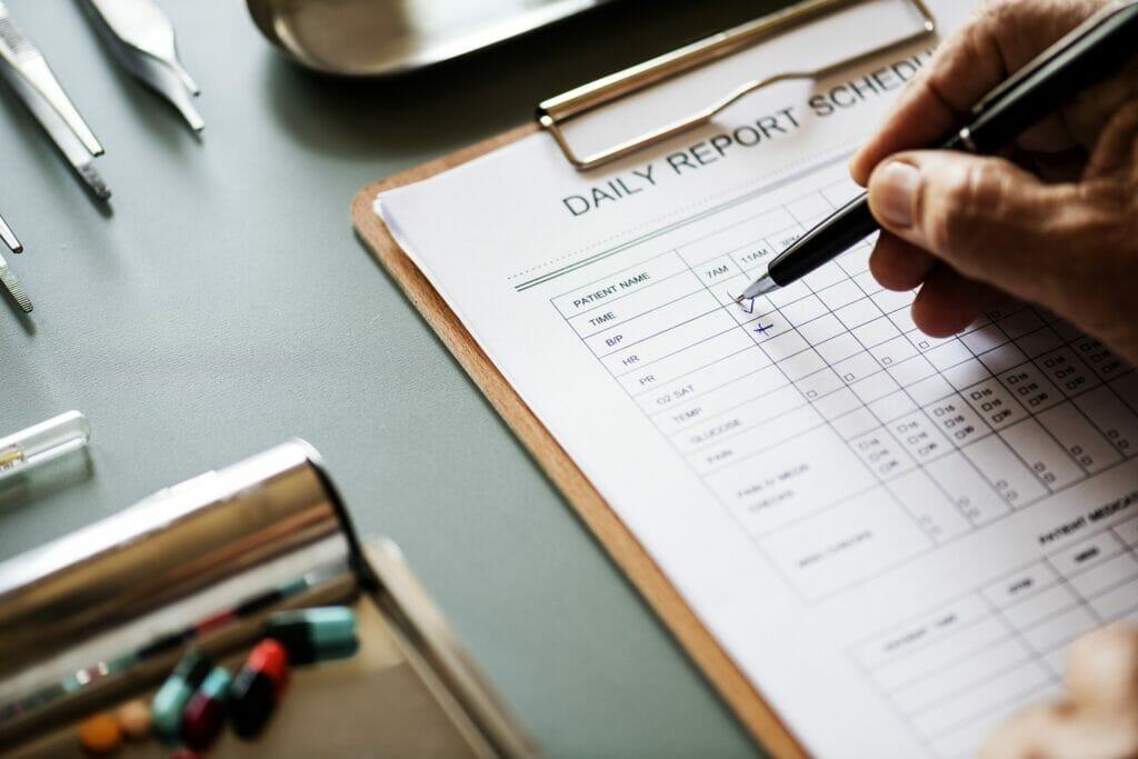 datos sensibles en el sector salud