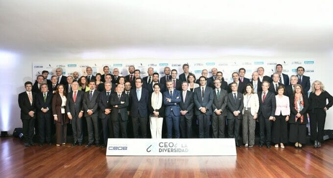 60 CEO se comprometen a impulsar la igualdad en las empresas españolas