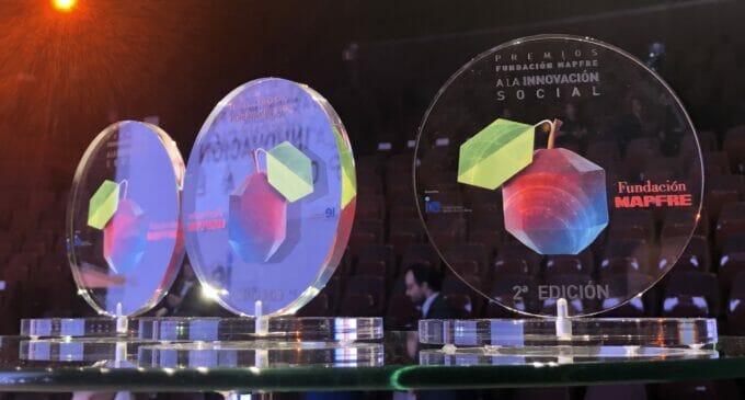 Fundación MAPFRE reconoce a los tres mejores proyectos de innovación social