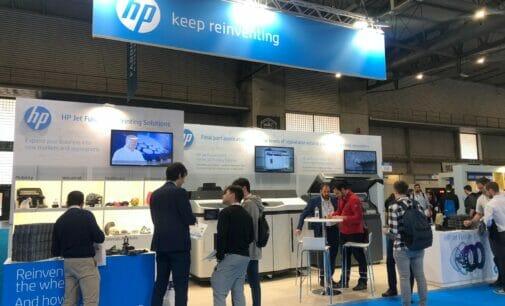HP presenta sus últimas novedades de impresión 3D en la feria Industry (Barcelona)