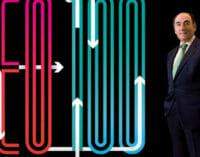 Ignacio Galán el es quinto mejor CEO del mundo según Harvard Business Review
