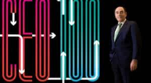 Ignacio Galan, quinto mejor CEO del mundo para Harvard Business Review.