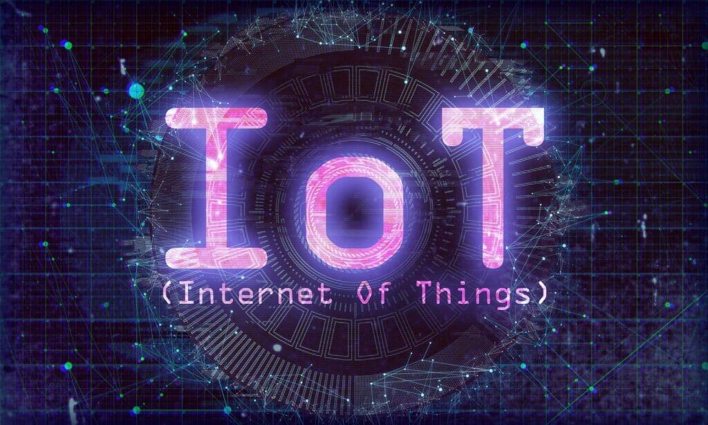 Internet de las cosas.