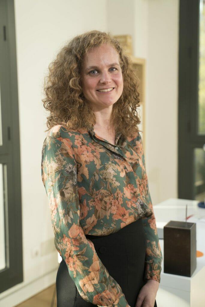 Isabel Pomar CEO de Datisa.