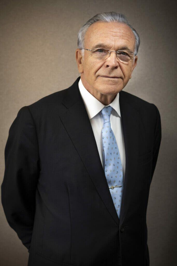 Isidre Fainé, presidente de La Caixa.