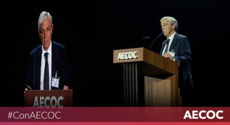Javier Campo presidente de AECOC