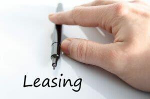 El leasing sigue creciendo en España.