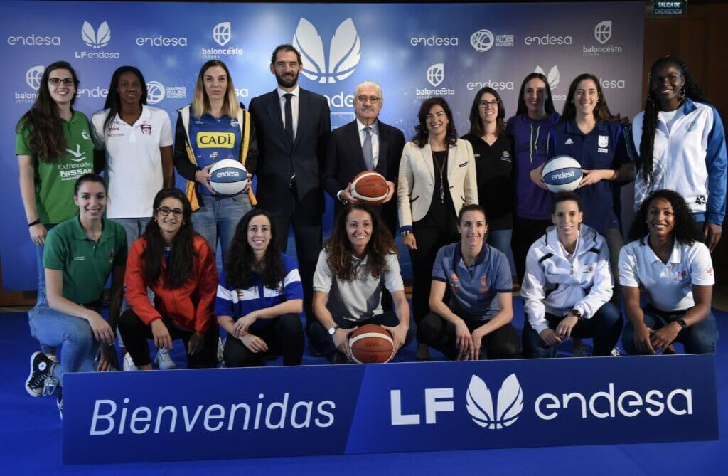 Liga Femenina Endesa.