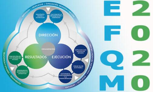 Se presenta mundialmente el Modelo de gestión EFQM 2020