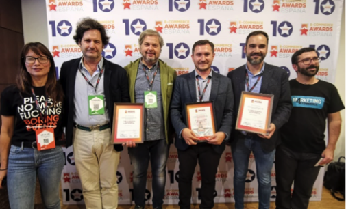 PcComponentes, el mejor ecommerce español en los ecommerce Awards 2019
