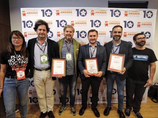 PcComponentes ecommerce Awards 2019.