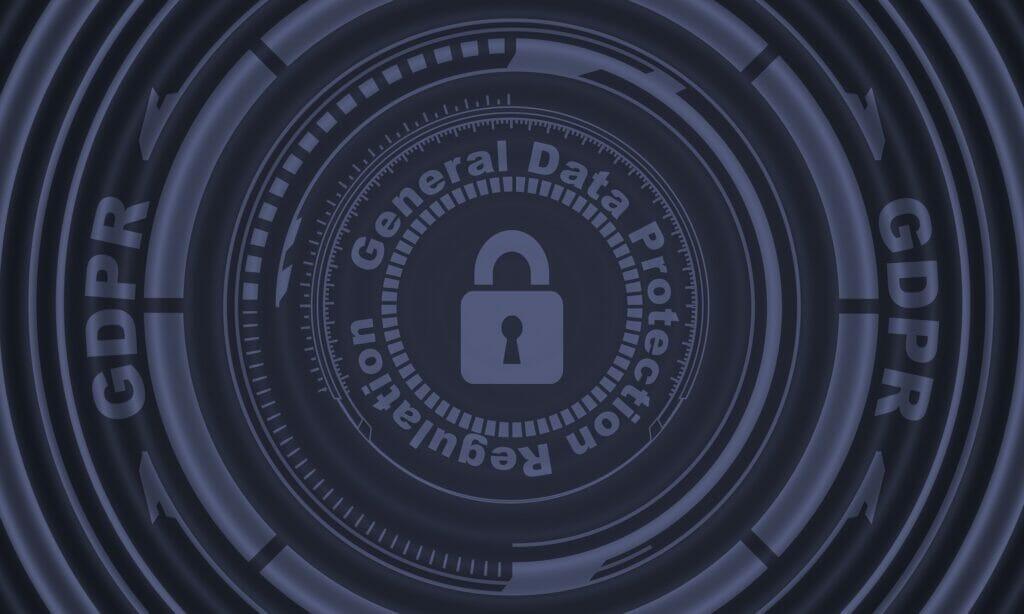 reglamento general de protección de datos.