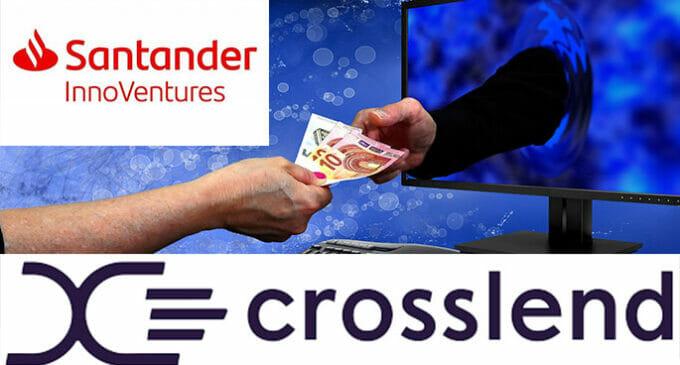 Santander invierte en la fintech CrossLend en una ronda financiación