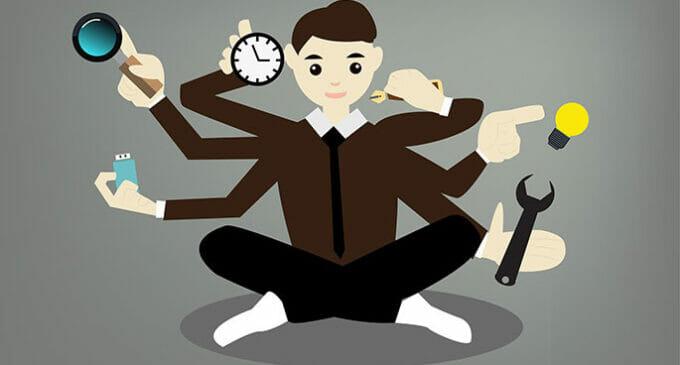Se demanda al trabajador multitarea, pero puede ser contraproducente