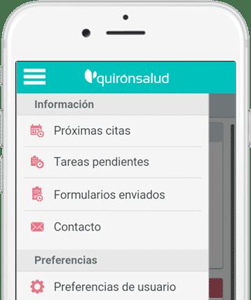 app Mi Quirónsalud