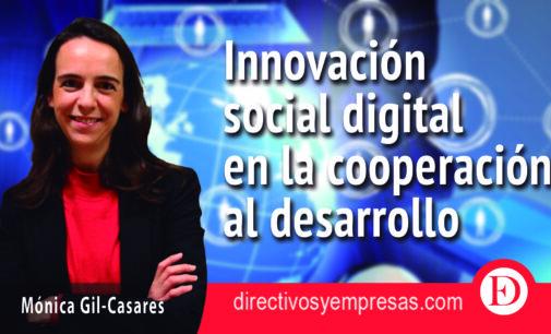 Apostando por la innovación social digital en la cooperación al desarrollo