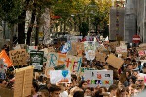 conciencia climática civil