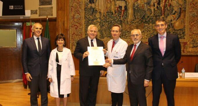 La oncología de la FJD, calidad asistencial acreditada