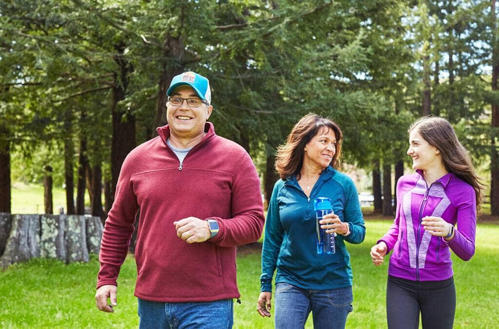 Productos de Fitbit asociados al control de la salud.