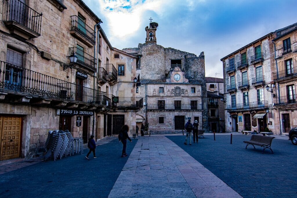 Sigüenza, Segovia.