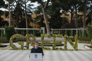 José Luis Martínez-Almeida presenta Madrid Green Capital.