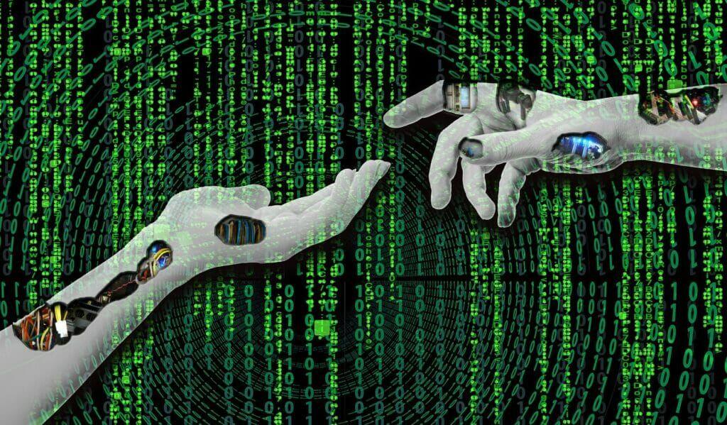 la llegada de los robots al empleo.