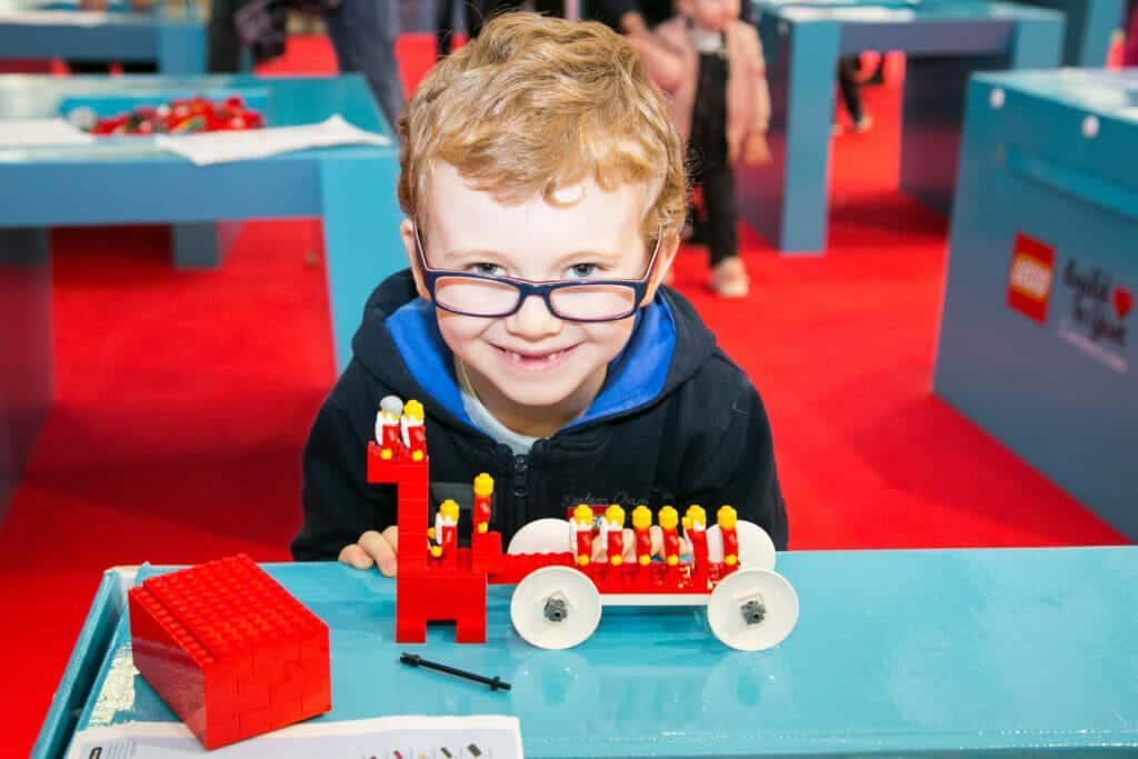 Lego donará un millón de juguetes estas navidades