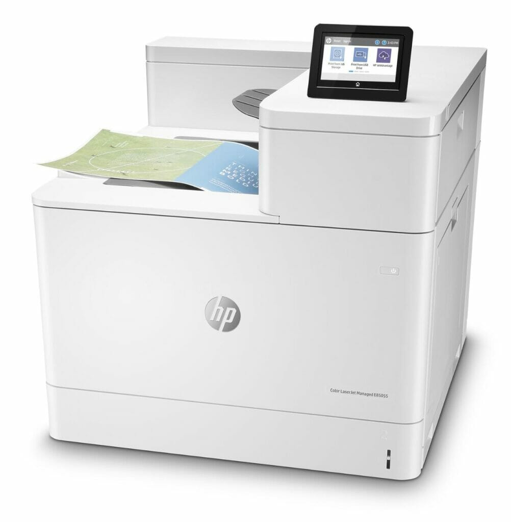 nuevos dispositivos A3 de HP.