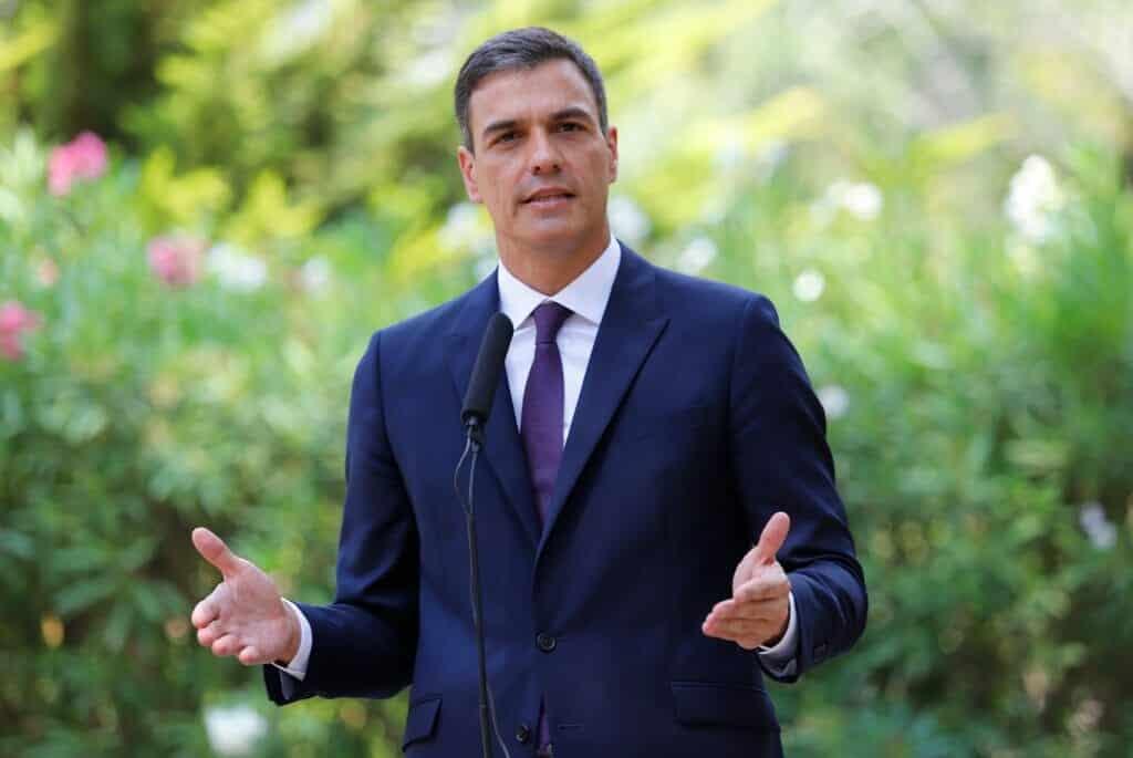 Pedro Sánchez PSOE.