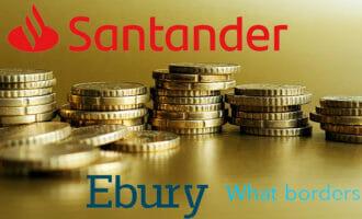 Una nueva inversión de Santander en una fintech: adquiere el 50,1% de Ebury
