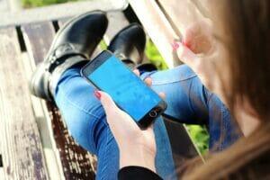 El control de la salud en el móvil.
