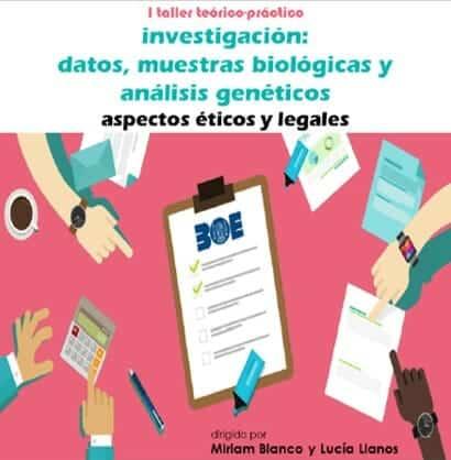 Taller sobre ética en el Instituto de Investigación Sanitaria (IIS-FJD).
