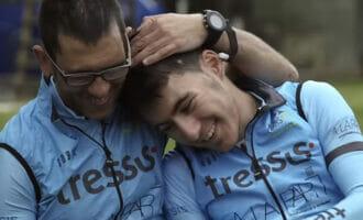 Tressis y Fundación A LA PAR: cine, deporte y música para apoyar a las personas con discapacidad intelectual